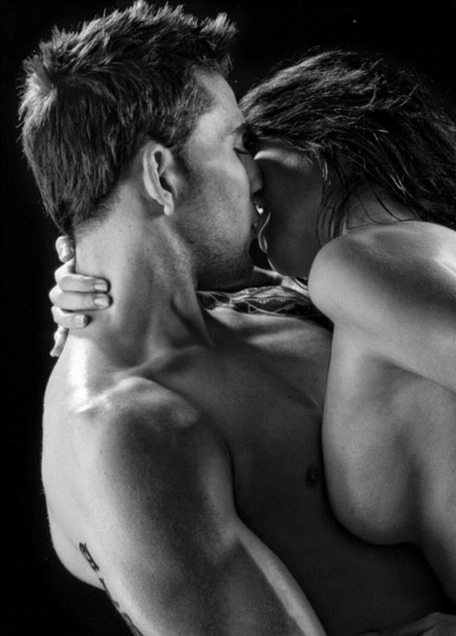 картинки с сексуальными поцелуями виделись, всегда
