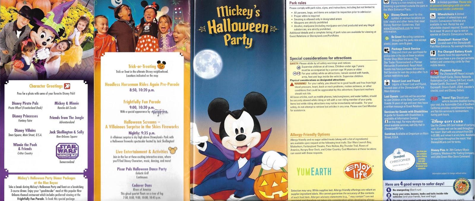 Disneyland 2018 Mickey's Halloween Party | WirelessPhreak