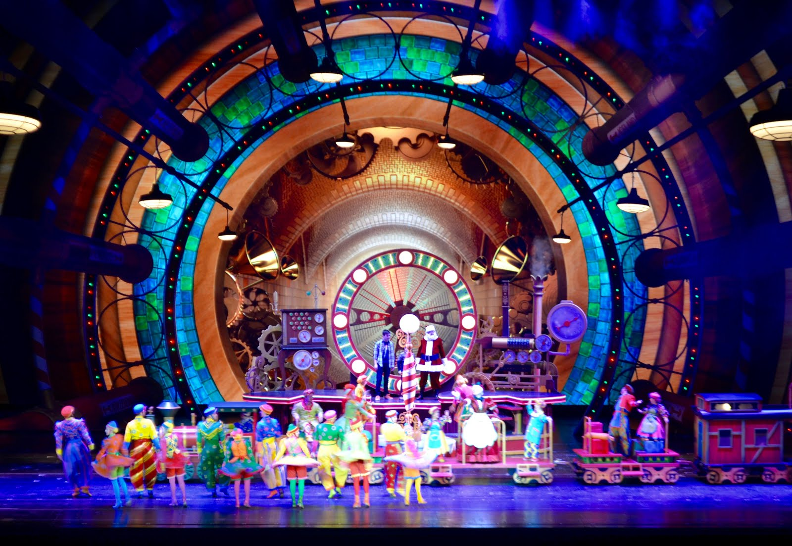 It's All About Purple: The Radio City Music Hall Christmas