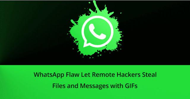 Lỗ hổng RCE mới trên WhatsApp có thể cho phép tin tặc đánh cắp tài liệu lưu trong các thiết bị Android của người dùng từ xa - CyberSec365.org