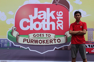 JakCloth Goes to Purwokerto 2016