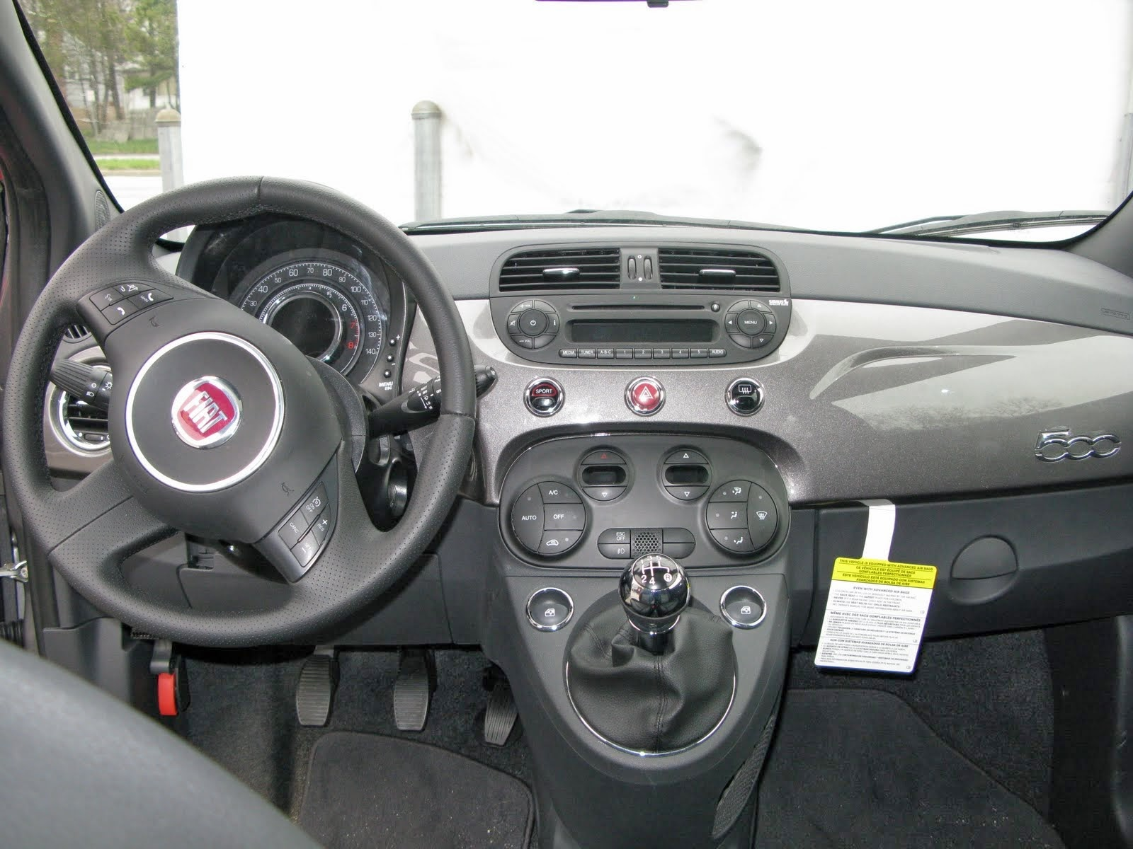 Rent fiat 500 enterprise