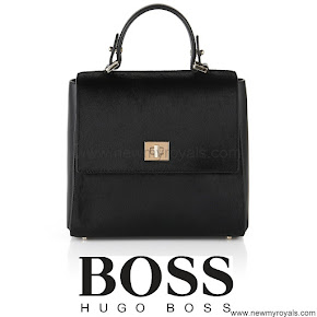 Queen Letizia style HUGO BOSS Medium Bespoke Bag