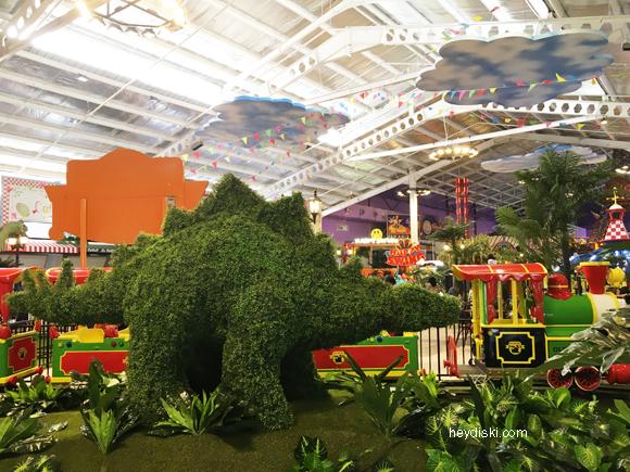 stegosaurus tanaman