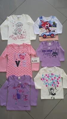 atacado roupas de criança preço único