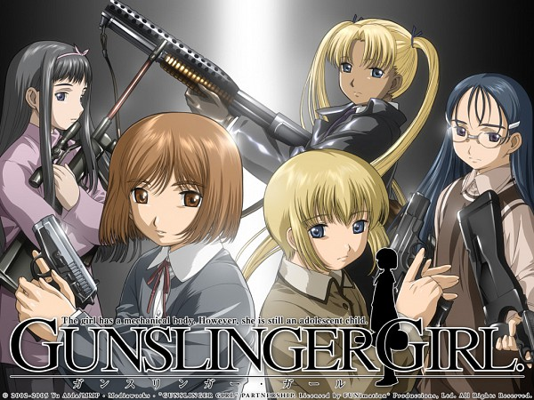 Gunslinger Girl II Subtitle Indonesia