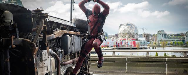 """Deadpool' (2016), reż. Tim Miller. Recenzja filmu."