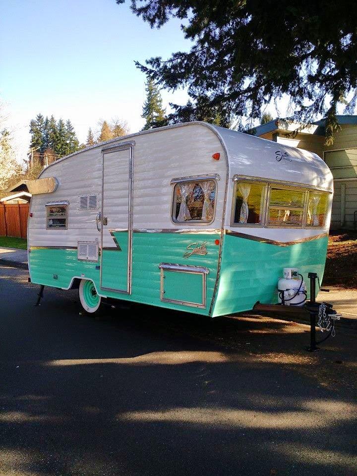 Our 1961 Shasta ReIssue (2015)