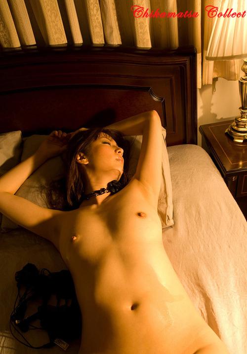 JAPANESE MODEL nude #21
