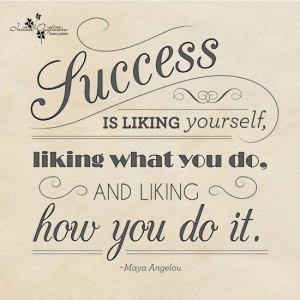 #ThursdayThoughts - How do you define Success?