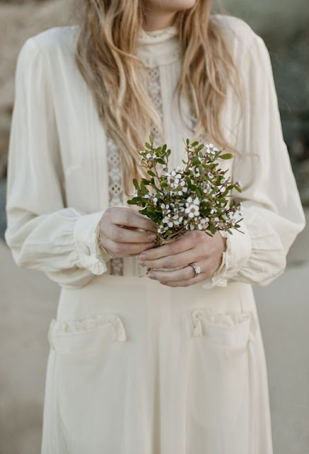 flowers and spring  {Cool Chic Style Fashion}