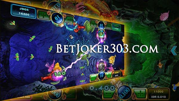 Tips Memenangkan Game Menembak Ikan Online Joker123