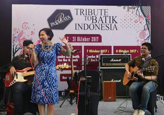 tribute to batik