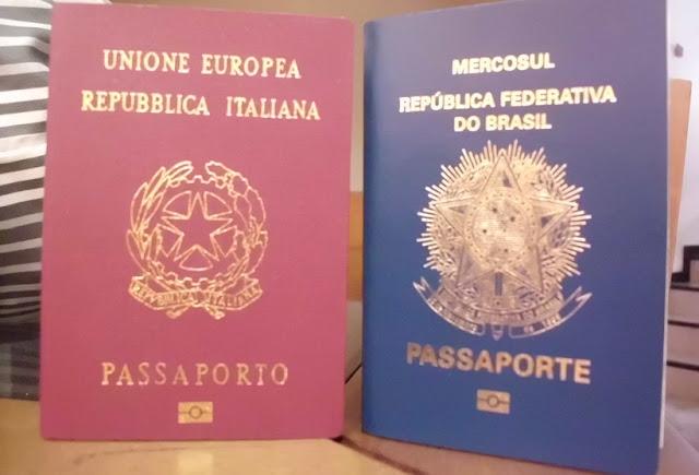 Passaporte para ir a Veneza