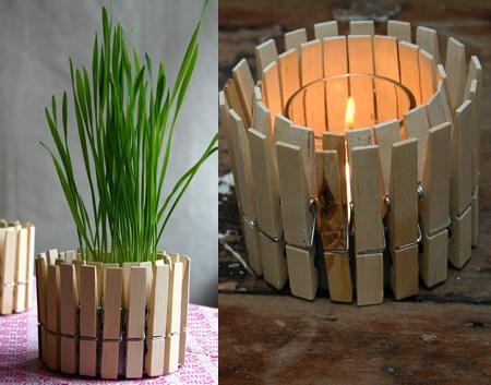 Vas dan Tempat Lilin
