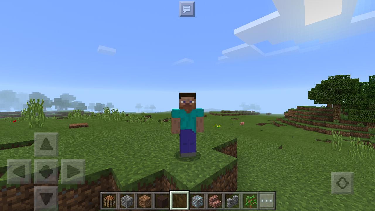 Minecraft Pe versi 1.0.0.16 Apk - MiMaw games