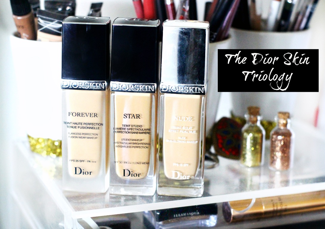 Dior skin nude dior skin star dior skin forever review 31 comparison