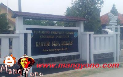 Desa Bongas, Kecamatan Pamanukan. Poto Jepretan kang Ian Susanto, Facebooker Subang ( FBS )