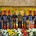JOB menghadiri acara Resepsi Pernikahan IPTU Deni Indrawan Lubis SIK MM Dengan Astrini Aslam S Ked