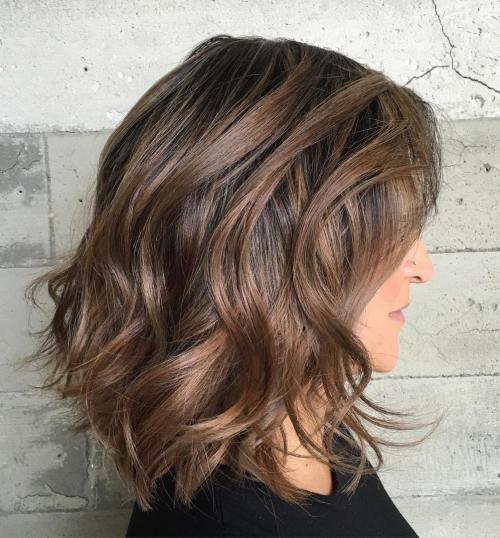 New Wavy Hairstyles