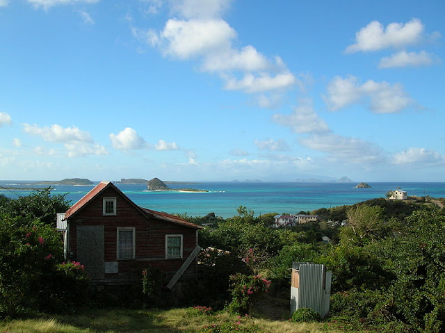Pemandangan Carriacou
