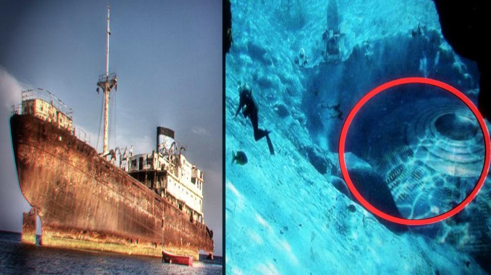 Resultado de imagem para Navio que havia sumido no Triângulo das Bermudas reaparece após 90 anos