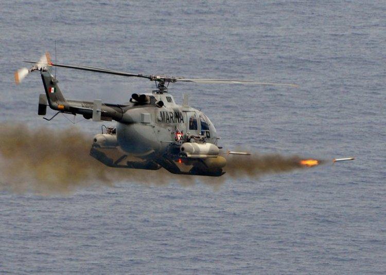 """!A temblar """"mañosos""""¡: México adquirirá misiles y torpedos para enfrentar a narcos"""