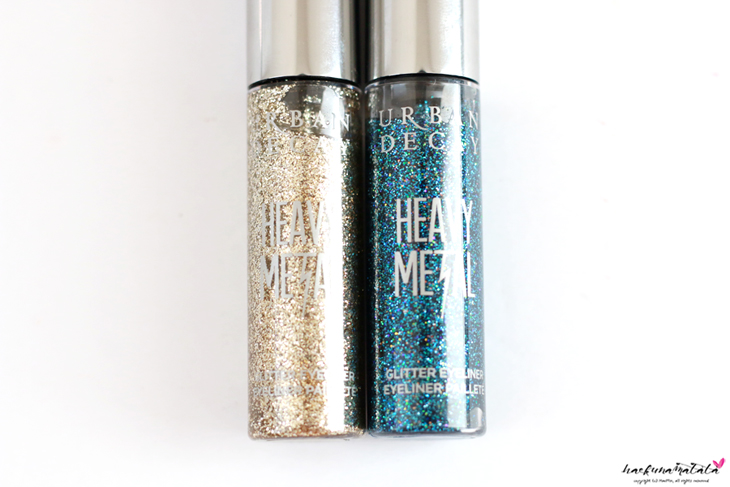 All About Glitter: Urban Decay Space Cowboy, Midnight Cowboy, Spandex Heavy Metal Glitter | Review, Swatches, MOTD