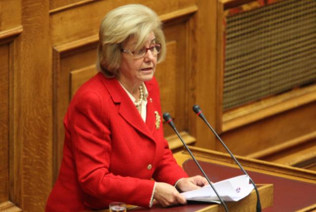 Oυρ.Παπανδρεου: Κυρία Δήμαρχε/ έχουμε υποχρέωση να δίνουμε χαρά στα παιδιά και όχι σε φίλους μας επιχειρηματίες με τα χρήματα των άλλων