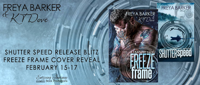 Shutter Speed by Freya Barker Release Review + Giveaway