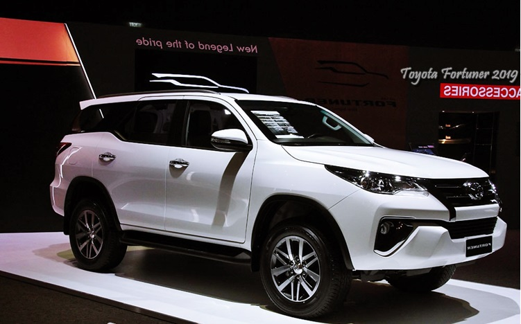 Toyota Fortuner 2019 Rumor, Price and Release Date
