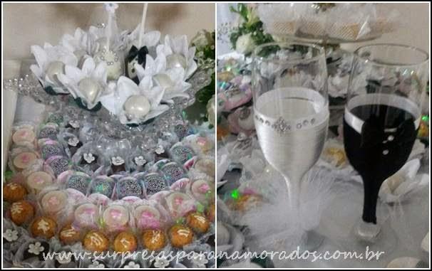 mesa noivado