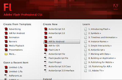 Adobe flash cs6 admob controller for android 2 then press command s and browse to folder you want to save this project maxwellsz