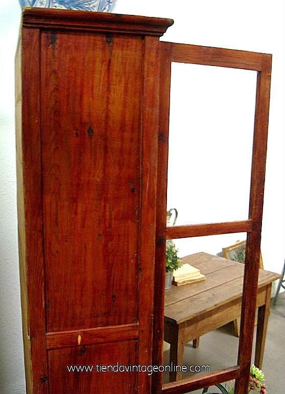 Alacena de madera. muebles rústicos valencia