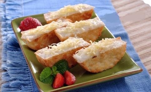 Kue Pancong Makanan Tradisional Yang Enak Gurih Dan Mudah