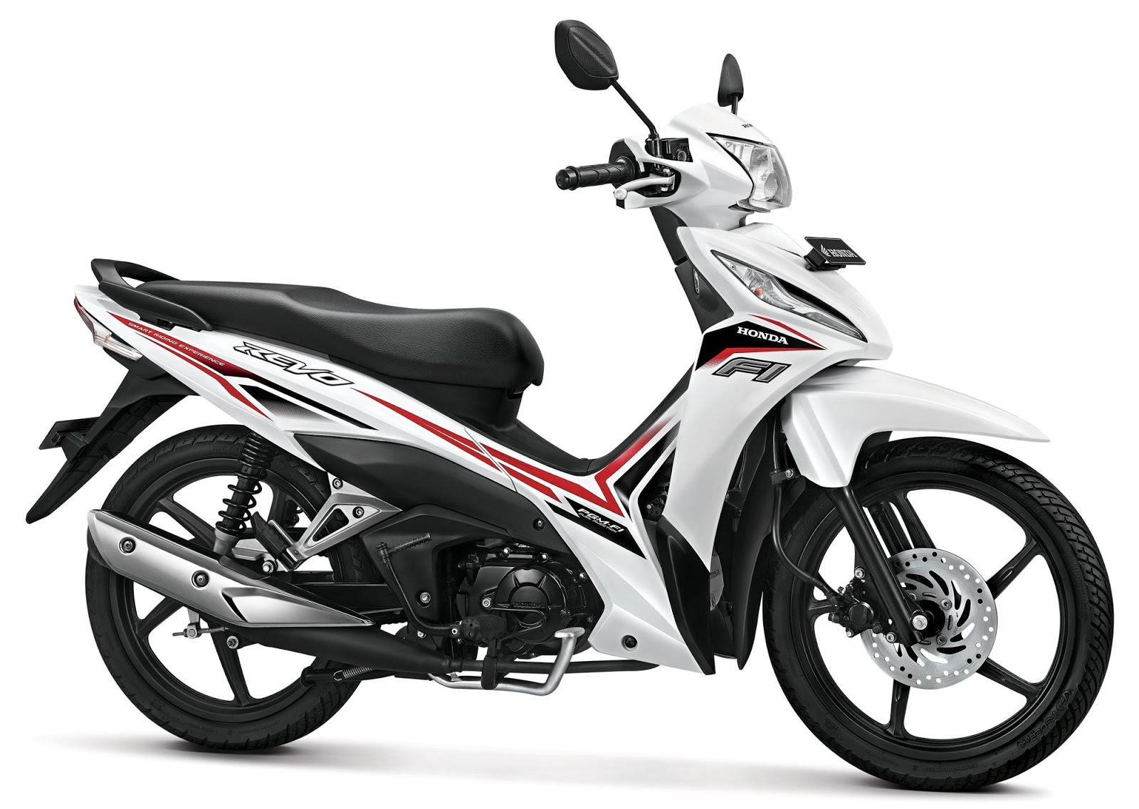 Harga Motor Honda New Revo FI dan Spesifikasi Terbaru 2018