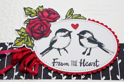 Heart's Delight Cards, Petal Palette, Sale-A-Bration 2018, Stampin' Up!