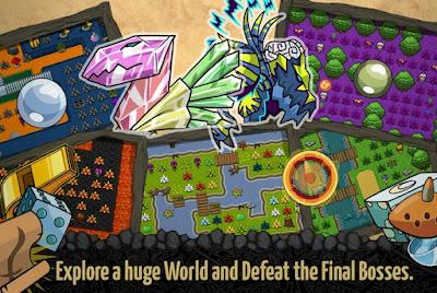 Battle dragons monster mod apk latest version