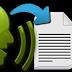 طريقة تحويل الصوت الى نص مكتوب بدون برامج