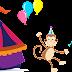 15 Vetores Editáveis Infantis de Circo em cdr Download grátis