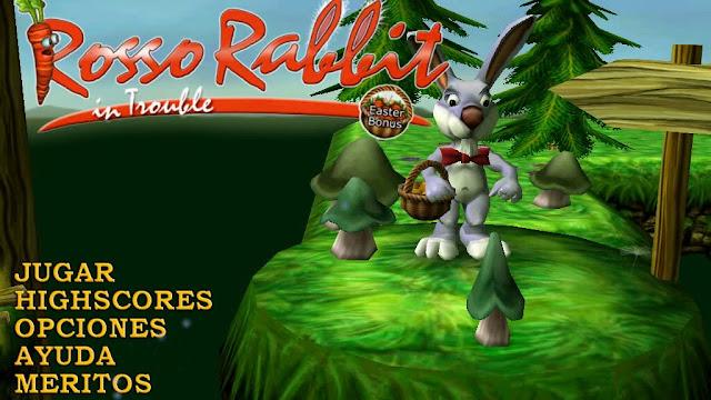 تحميل لعبة الارنب روسو والجزر القديمة كاملة Rosso Rabbit In Trouble برابط مباشر ميديا فاير للكمبيوتر مضغوطة مجانا