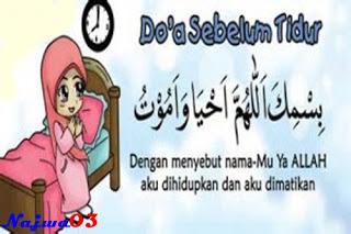 Doa Sebelum dan Sesudah Bangun Tidur Lengkap Sesuai Sunnah