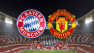 Jadwal Bayern Munchen vs Manchester United - Friendly Match 2018