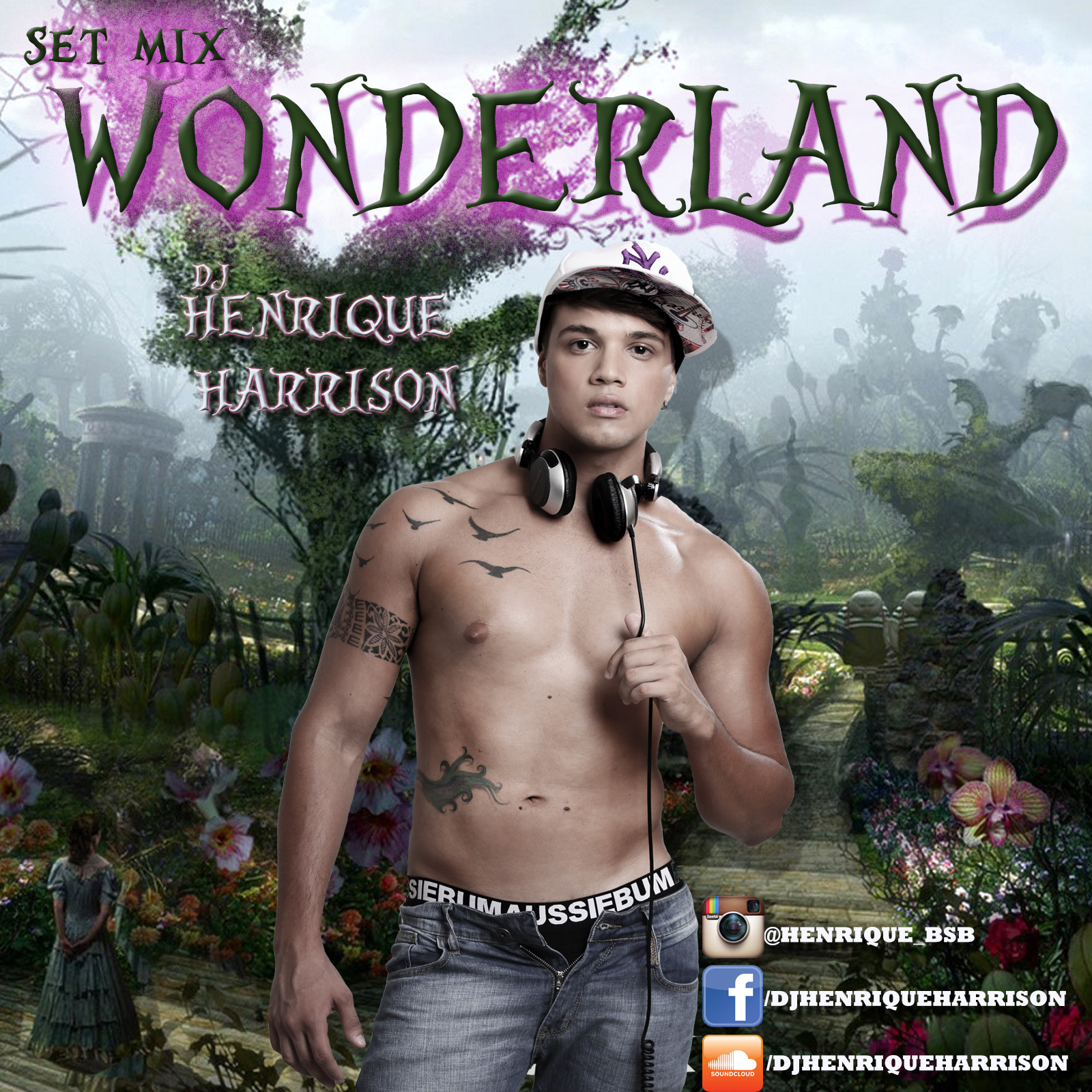 DJ Henrique Harrison - WONDERLAND (Set Mix)