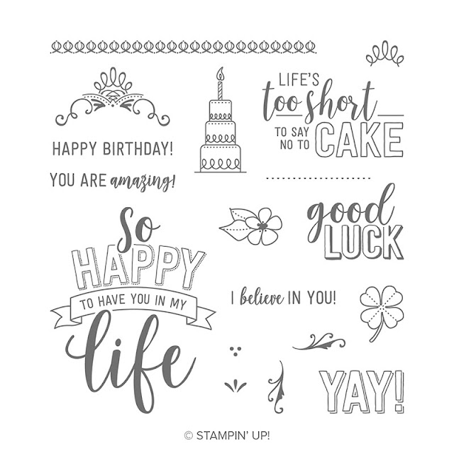 Amazing Life Stampin Up