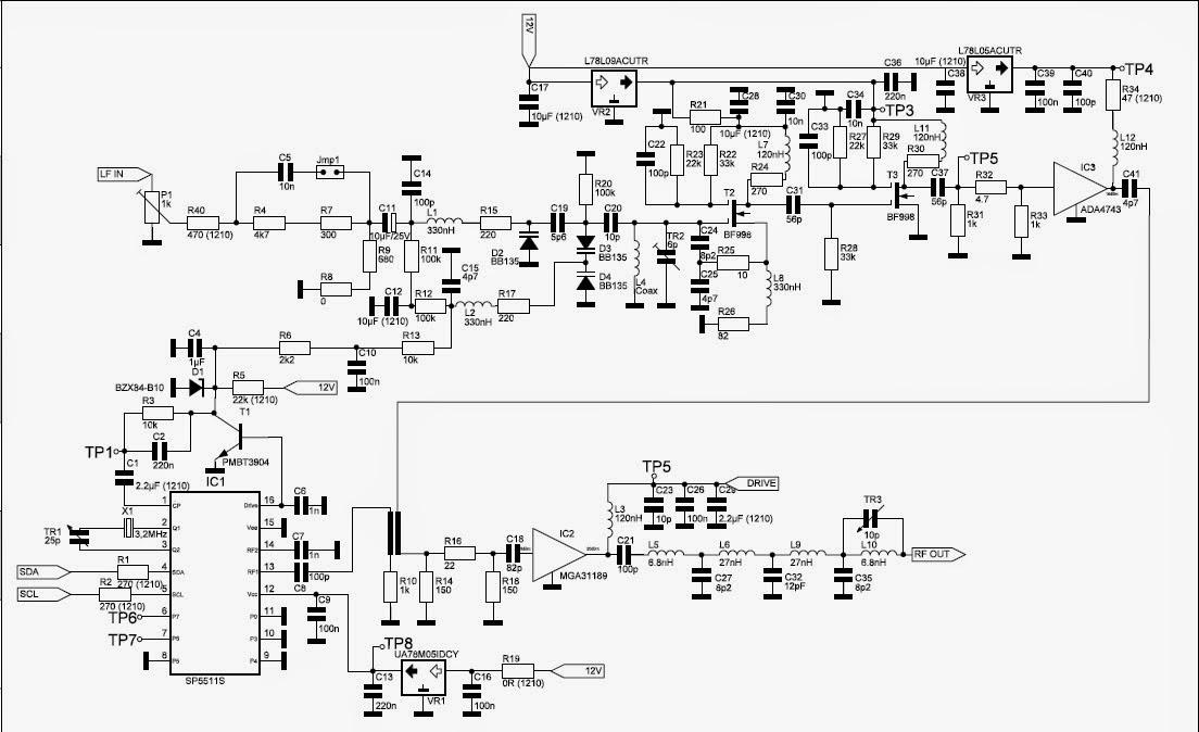 fm transmitters  400mhz pll transmitter  b3z