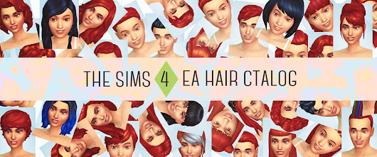 EA Hair Catalog - TAMO