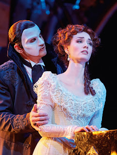UPCOMING: Love Never Dies, October 17-19 at the Fisher Theatre, Detroit {sequel to Phantom!}