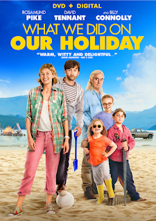 What We Did in Our Holiday [2015] [DVD5] [Latino]