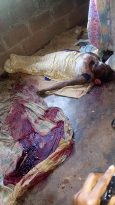 Graphic Photos: Entire family reportedly murdered by dreaded criminal group